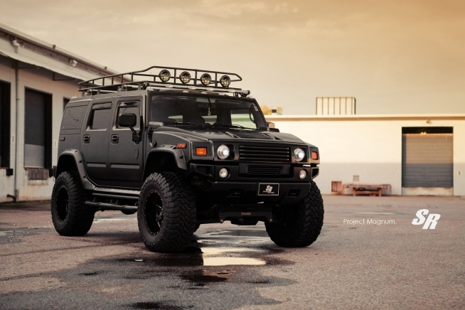 Zombies beware, this SUV was built to survive!!! - 2012 SR Auto Group Hummer H2 Magnum