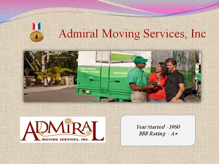 Nationwide Top 5 Moving Companies  - Jan 2015