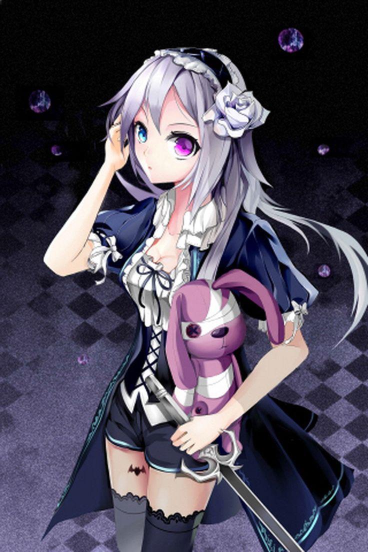 Iri Flina Sword Girls Anime sword Pinterest Sword