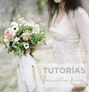 TUTORÍAS PARA WEDDING PLANNERS - Las Tutorías para Wedding Planners es un servicio pensado para que puedas hablar conmigo directamente y preguntarme cualquier tipo de duda que tengas.