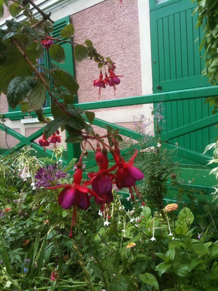 petites fées au jardin
