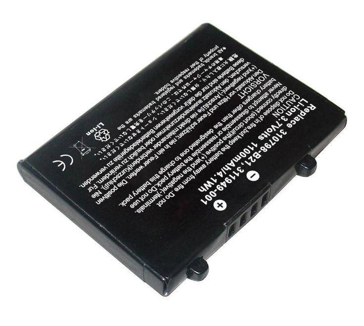 Battery Fit HP iPAQ h2210 h2212e h2215 PDA,310798-B21 #PowerSmart