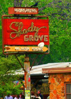 Shady Grove, Austin.