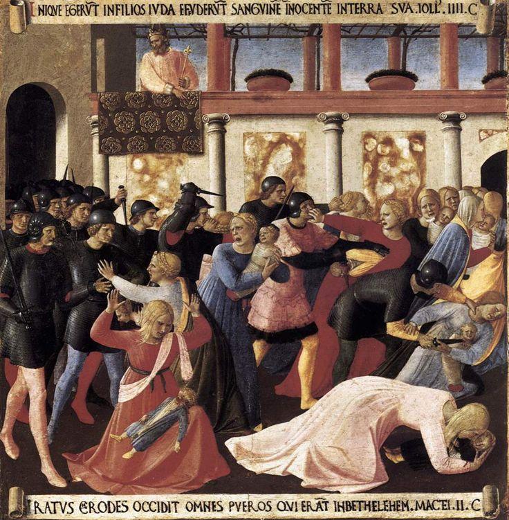 Păcate capitale și virtuți fundamentale – Invidia și Blîndețea (Simion cel Bătrîn, Pruncul cel Mic și Irod cel Mare) – Sesiunea a III-a. | Marius Cruceru