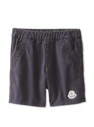 40% OFF Moncler Kid's Bermuda Shorts (Navy)