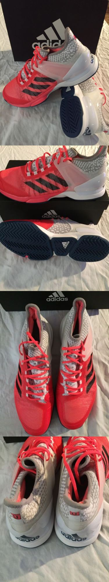 Shoes 62230: New Mens Adidas Adizero Ubersonic 2 Tennis Shoes Size 12 #Aq6050 -> BUY IT NOW ONLY: $65 on eBay!