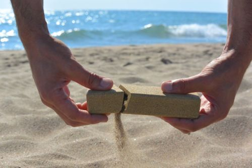 Sand packaging