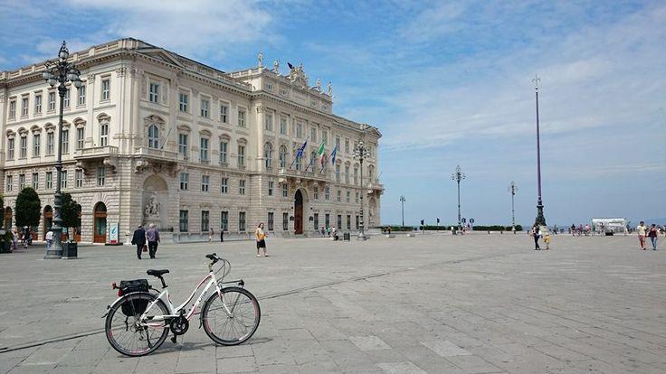 Da Trieste al Collio in bicicletta!