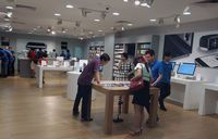 Apple Watch off to a slow start in Singapore Demand for Apple products is usually very high in the city-state, but the company's smartwatch has received a lukewarm welcome on its first day on sale in Southeast Asia.