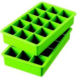 Silicone Ice Cube Trays, set of 2