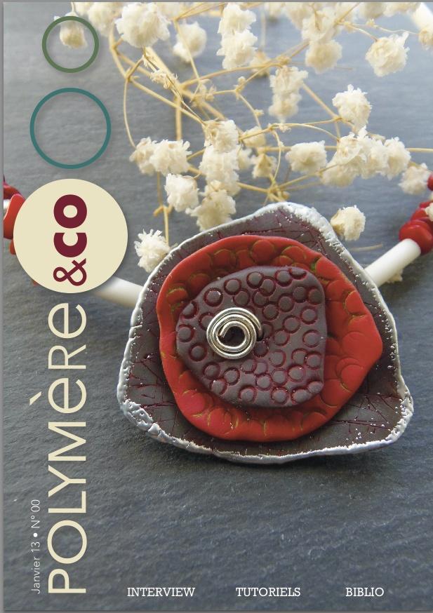 New french magazine !!  www.polymereandco.com