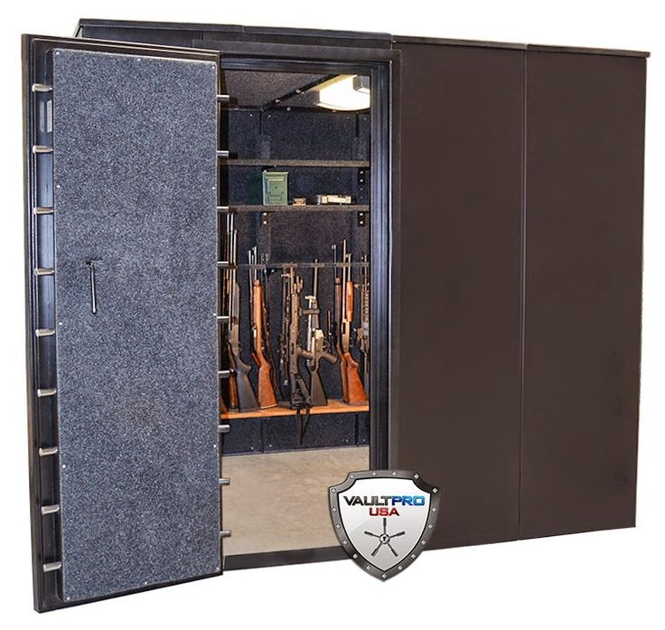 Safe and vault door reviews and how to 39 s shelters for Custom safe room