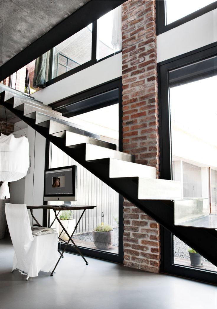 Staircase envy.
