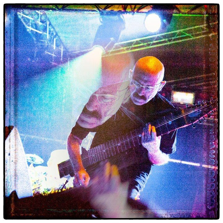 Tony Levin of King Crimson Tony Levin Official Page Clemens Mitscher Rock & Roll Fine Arts