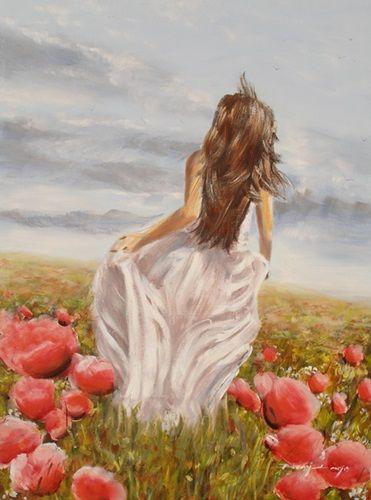 Bényi Emese festőművész-Szabadság