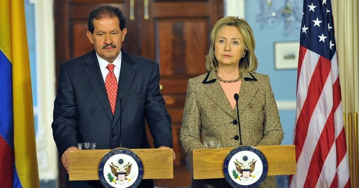 As Oil Money Flowed, Clinton Turned Back on Rights Abuses in Colombia: Report   Common Dreams   Breaking News & Views for the Progressive Community