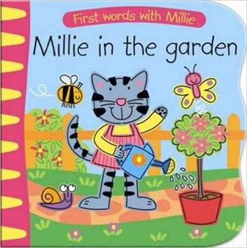 Millie in the Garden: Peter Curry: 9781742485836: Amazon.com: Books