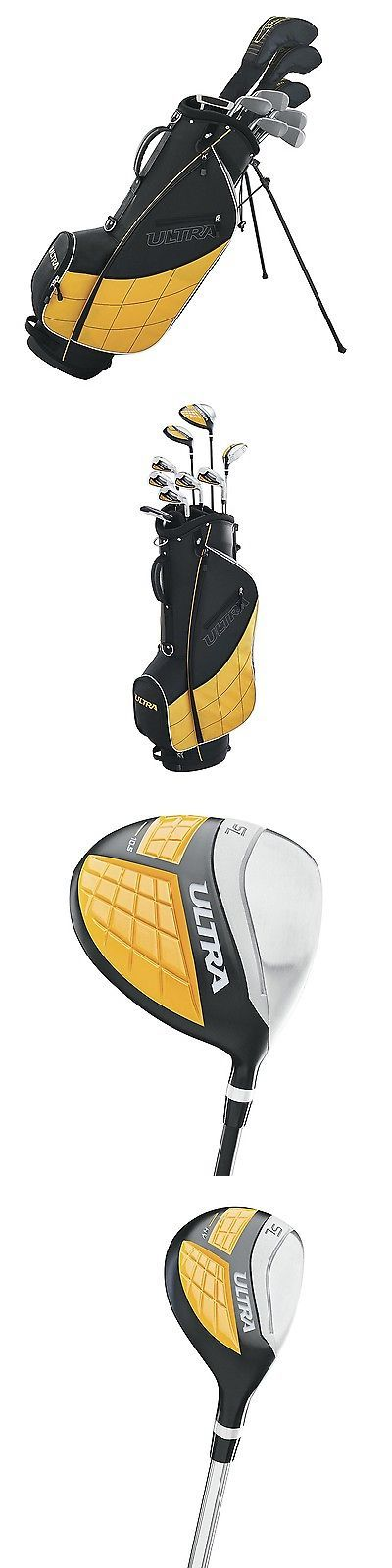 Golf Clubs 50127: Wilson Ultra 2017 Men S Complete 14 Piece Right Handed Golf Club Set And Stand Bag -> BUY IT NOW ONLY: $249.95 on eBay!