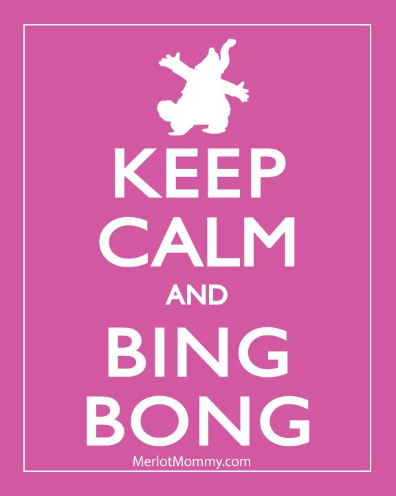 Keep Calm and Bing Bong: FREE Printable Inside Out #InsideOutEvent