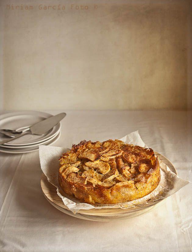 Pastel de manzana italiano / Italian apple cake | El Invitado de Invierno