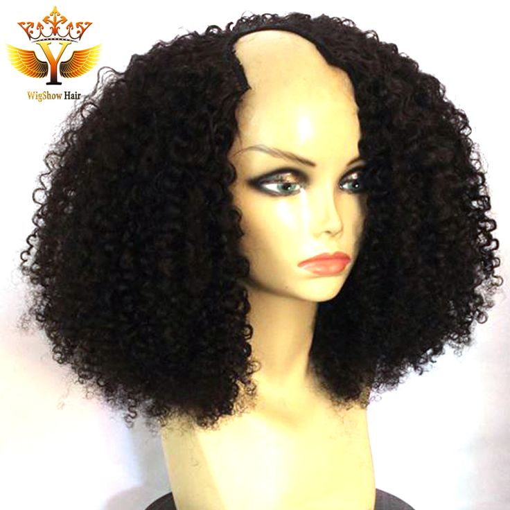 Find More Human Wigs Information about Curly U Part Wig Afro Kinky Curly Full Lace Human Hair Wigs for Black Women Curly Full Lace Front Wig with Baby Hair Human Wigs,High Quality wig quality,China wig purple Suppliers, Cheap wigs for sale cheap from Wigshow Hair Products Co.,Ltd on Aliexpress.com
