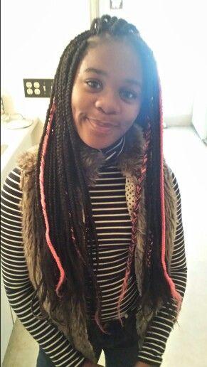 Brilliant The 25 Best Kids Box Braids Ideas On Pinterest Natural Kids Short Hairstyles For Black Women Fulllsitofus