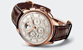 Så fantastiskt fulländad klocka. Den absoluta skönheten har nu ett namn.