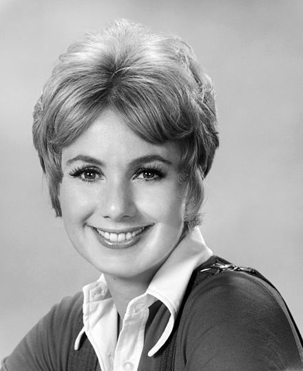 Shirley Jones, 1934 singer, actress. Dual autobiography with Marty Ingels. Shirley & Marty an Unlikely Love Story 1990.