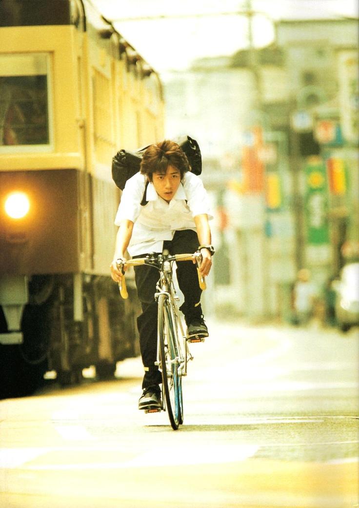 Ninomiya Kazunari 青の炎