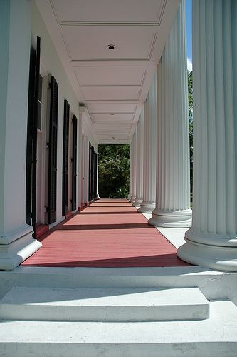 "As a single Mother, I walked my beautiful daughter down this ""aisle"" on Oct 16, 1993 to be married at  Madewood Plantation - Louisiana"
