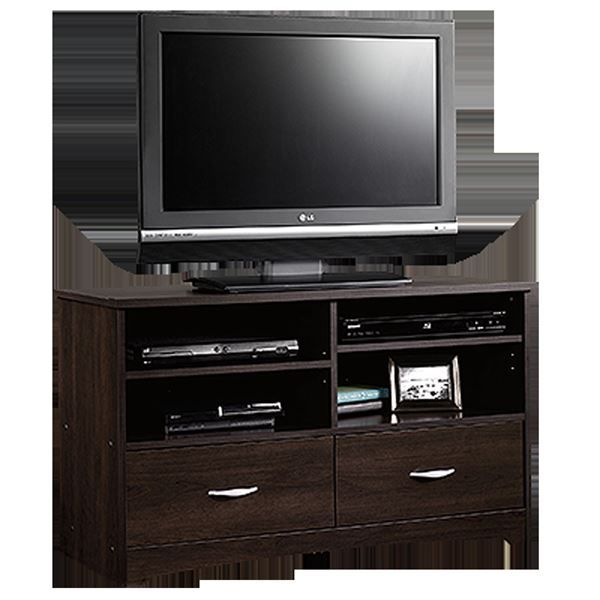 Beginnings Tv Stand Cinnamon Cherry * D by Sauder Woodworking is now available at American Furniture Warehouse. Shop our great selection and save!
