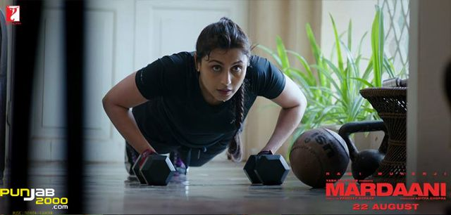 """Rani Mukerji shares self-defense tips that every woman should know!:  Judging by the conviction with which she has delivered roles in the past, Rani Mukerjee is hoping to win fans' and audiences' applause as Mumbai's fiercest and finest female cop in Yash Raj Films  """"Mardaani"""". The actress, who will be seen performing #KravMaga, a form of martial arts to compliment her role as a tough police officer in the film."""