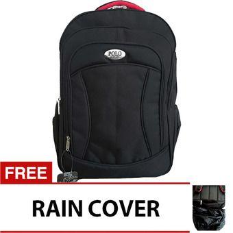 Belanja Polo USA Edward Laptop Backpack Dan Raincover - Hitam Indonesia Murah - Belanja Tas Laptop Ransel di Lazada. FREE ONGKIR & Bisa COD.