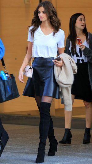 テイラー・ヒル [Taylor Hill] ファッションスナップ- HOLLYWOOD CELEBRITY SNAP - 楽天WOMAN - 2015/11/13