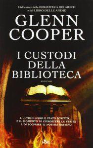 I custodi della biblioteca: Amazon.it: Glenn Cooper, G. Arduino: Libri