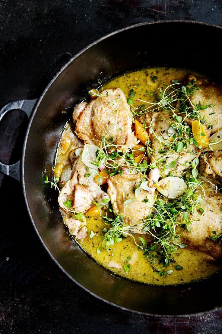 """Kyckling är en """"crowdpleaser"""" av rang, som med sin relativt neutrala smak passar i de flesta sammanhang."""