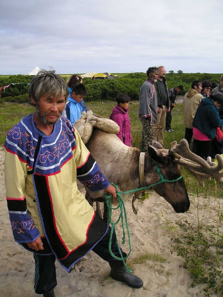 Experience The Customs Of Indigenous Nivkh People On