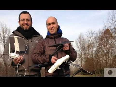 INSPIRE 1 PRO il Drone multiservizi