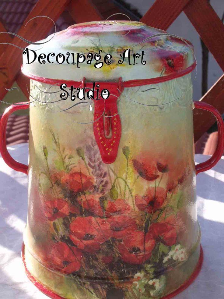 Pécsi kollekció - Decoupage Art StudioDecoupage Art Studio