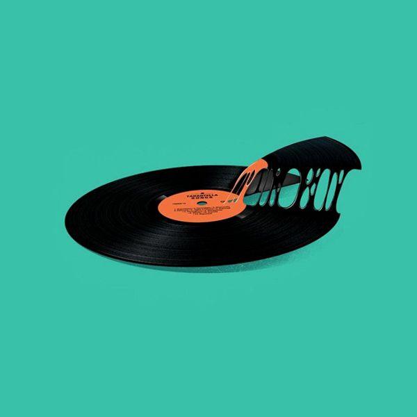 • Vinyl Art • ⋅ Vinyl Pizza ⋅