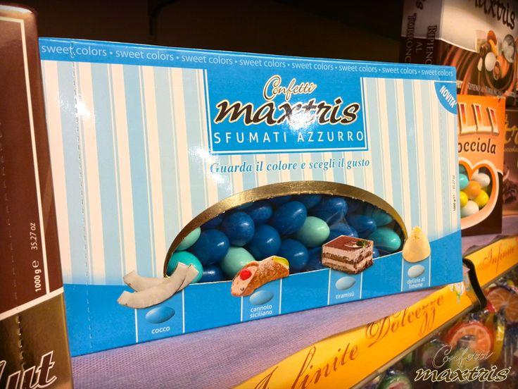 #confetti #maxtris #chocolate #shop #cocco #cannolo #tiramisù #limone
