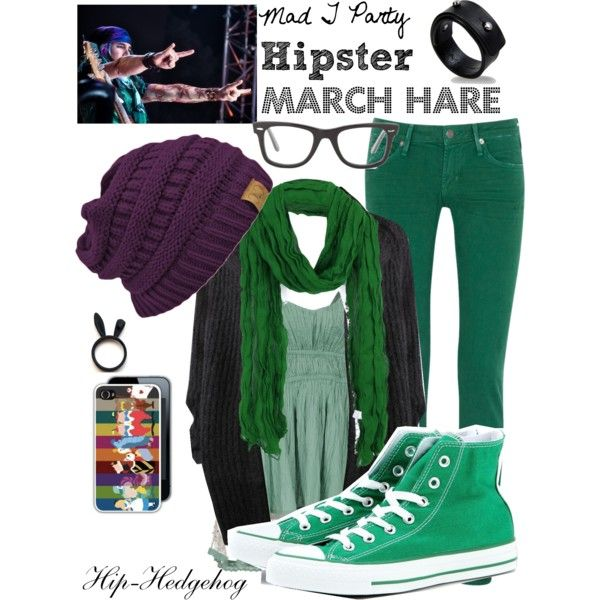 Disney March Hare: Hipster March Hare