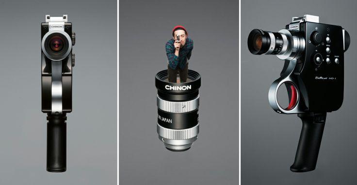 Bellami HD-1 性能はともかく、久々に「所有したい」カメラ。