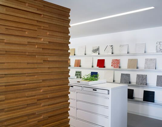 When A Company Prides Itself On Great Design And Smart Spaces Its Office Becomes More Than Just Place To Work Laboratory For Ideas Showroom