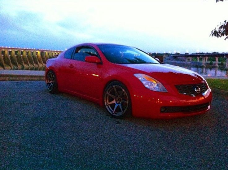 Altima Nissan Coupe