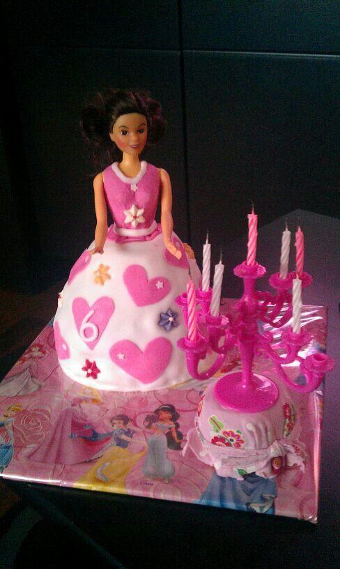 Prinses cake
