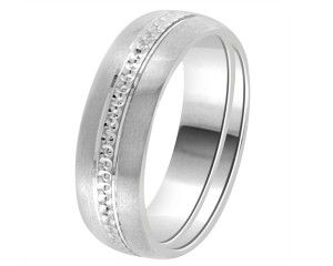 Perfect Ring Jewellers – Gents Wedding Ring GWR1019