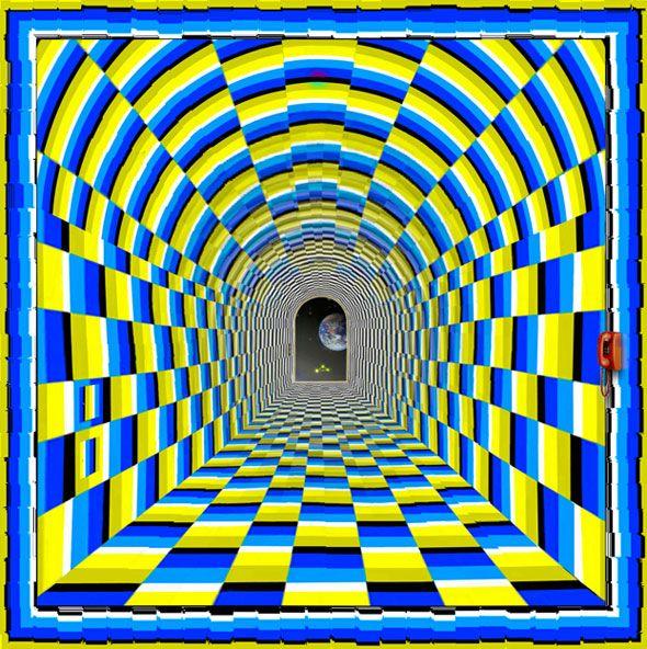 tunnelillusion
