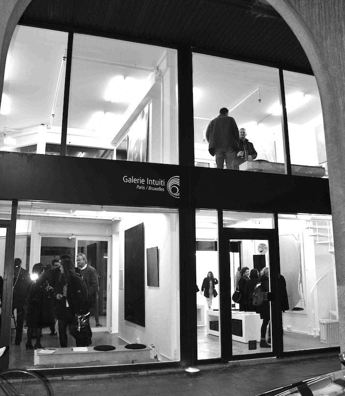 Galerie Intuiti Bruxelles  Ouverture Novembre 2014  https://www.facebook.com/IntuitiGallery