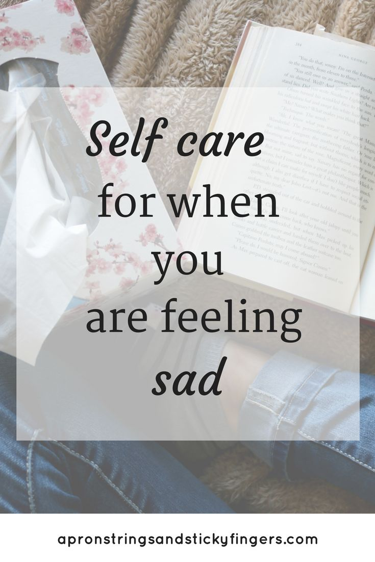 Sometimes life knocks us down and we don't know how to deal with it. We get taught our whole lives to pursue happiness, so that feeling sad is something we don't really know how to do. Feeling sad is part of healing and moving on. These simple self care steps will help you to feel the sadness and move on.